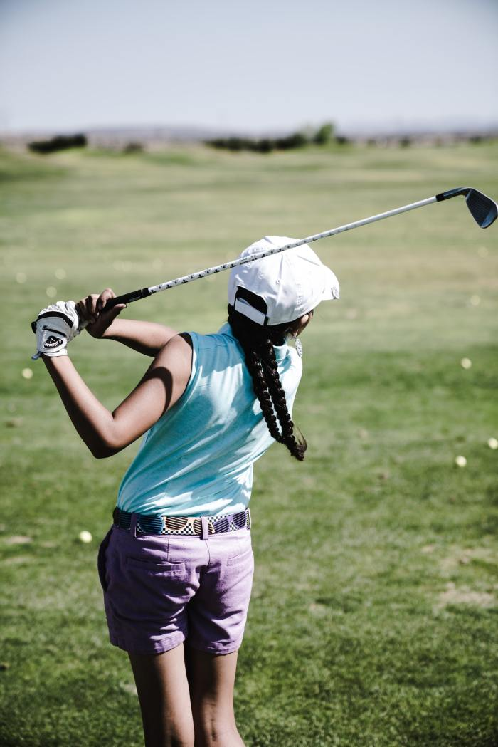 golf course health benefits of golf