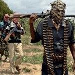 Gunmen criminals kidnappers