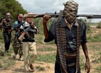 Gunmen criminals kidnappers