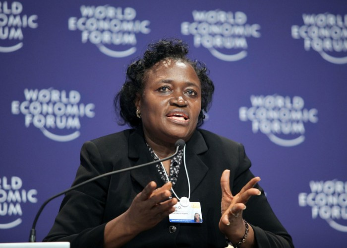N500 million, Sarah Alade, a former deputy governor of the Central Bank of Nigeria