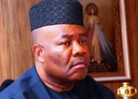 Niger Delta Minister and former governor of Akwa Ibom State, Godswill Akpabio