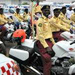 A cross section of LASTA officers at their office in Lagos