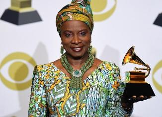 Angélique Kidjo,