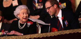 Queen Elizabeth, Prince William