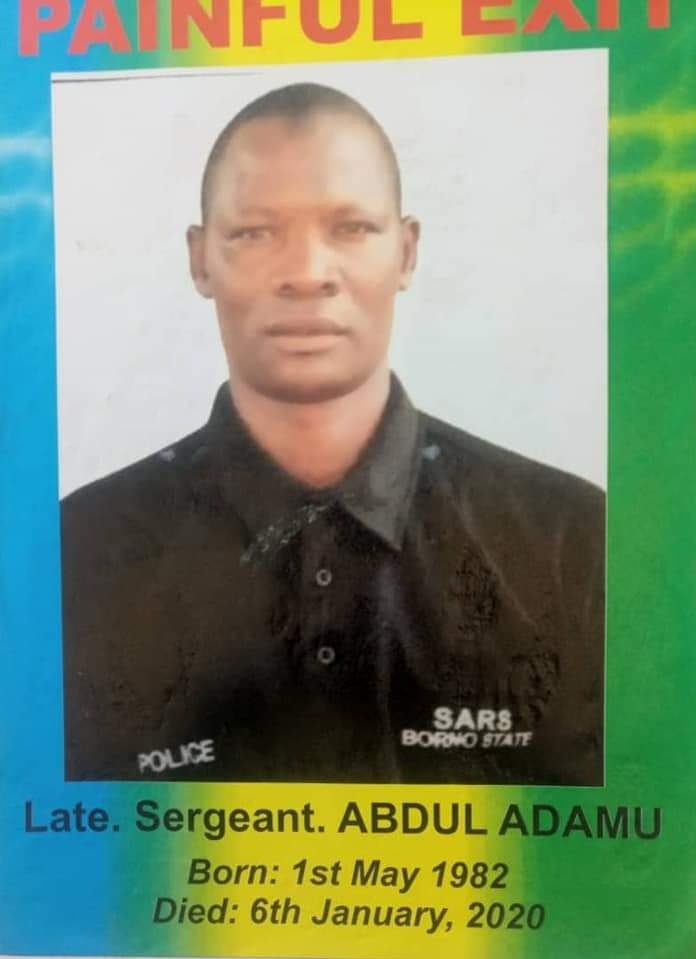SARS Boko Haram