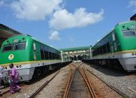 File Photo of Abuja Kaduna Rail Line