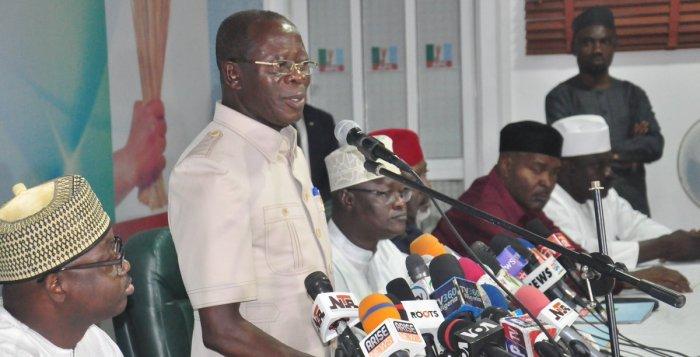 Obaseki Oshiomhole Edo State The Trent