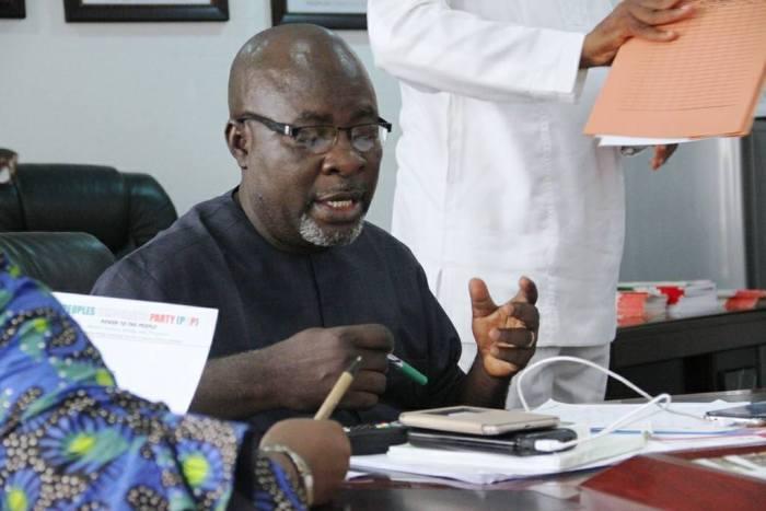 PDP spokesperson Kola Ologbondiyan made the disclosure at a press conference in Abuja.
