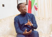 Isolation Delta Senator Ifeanyi Okowa, the governor of Delta State restructuring