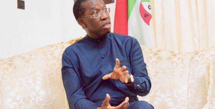Isolation Delta Senator Ifeanyi Okowa, the governor of Delta State restructuring