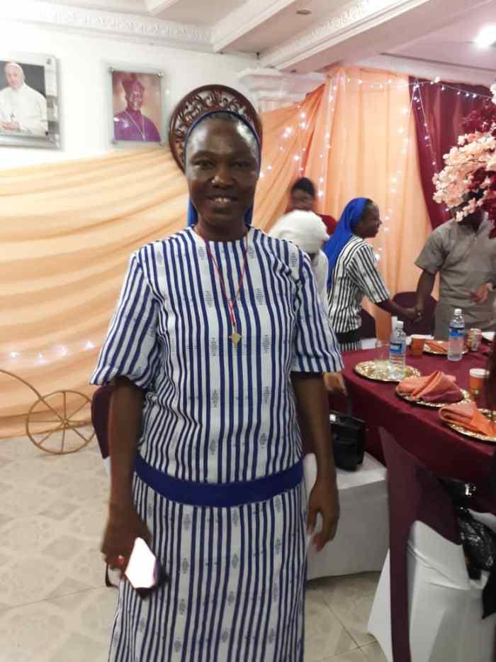 Rev. Sr Henrietta Alokha