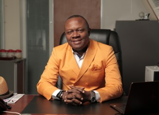 Valentine Ozigbo, immediate past President and Group CEO of Transcorp Plc