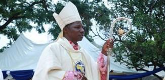 Most Rev. Matthew Audu
