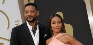 Will Smith and Jeda Pinkett Smith