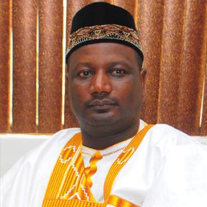 Rahamaniyya Oil and Gas Limited CEO, Abdulrahman Bashir