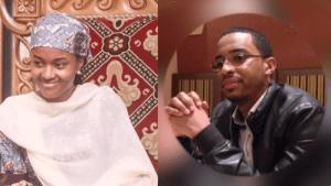 Hanan Buhari and Mohammed Turad
