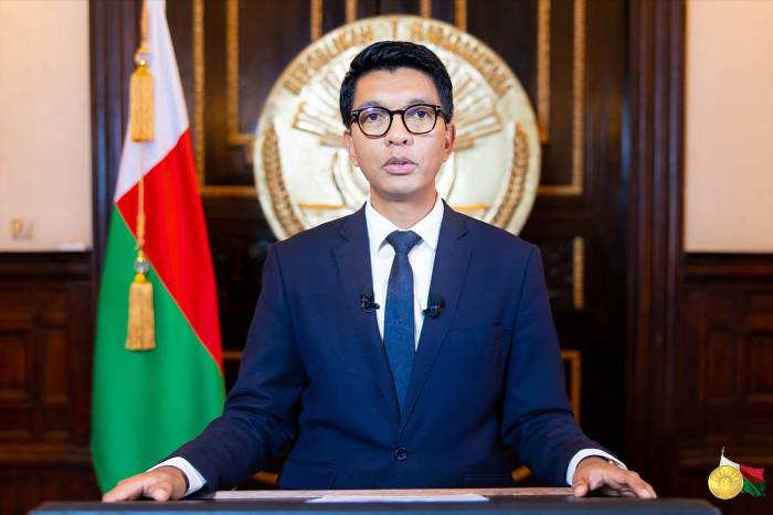 Andry Rajoelina, President of Madagascar