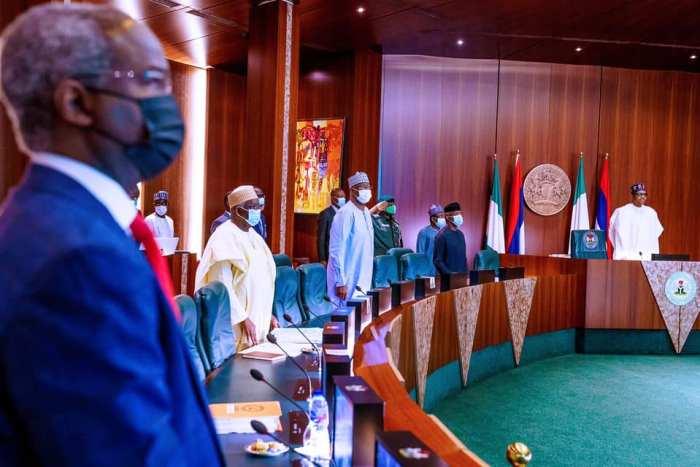 Muhammadu Buhari, Zainab Ahmed fct