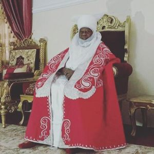 Alhaji Shehu Idris, the 18th Emir of Zazzau
