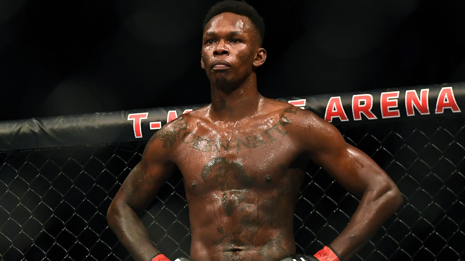 Adesanya Knocks Out Costa To Retain UFC Title - The Trent