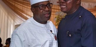 Emeka Offor and Valentine Ozigbo The Trent