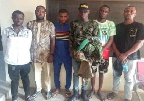 Nwokoye Chidera Emmanuel, Nwokoye Francis, Chigozie Arinze