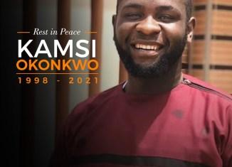 Kamsi Okonkwo