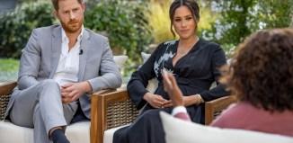 Harry Meghan Oprah Interview The Trent