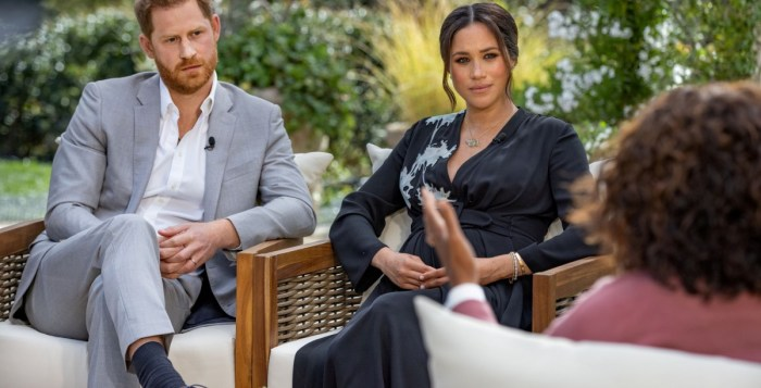Harry Meghan Oprah Interview The Trent