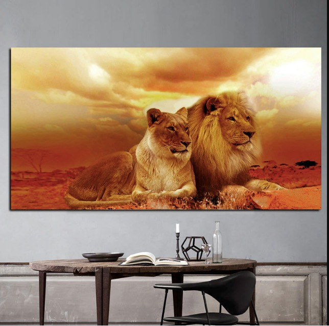 wall art animal