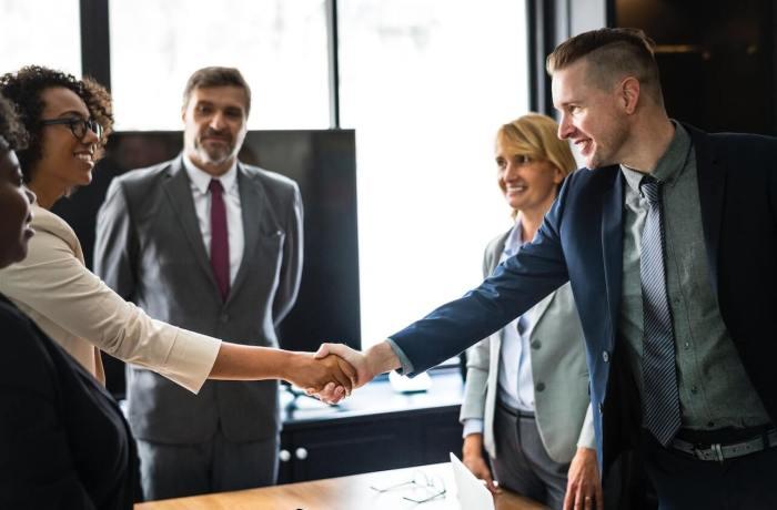 Business customer intelligence