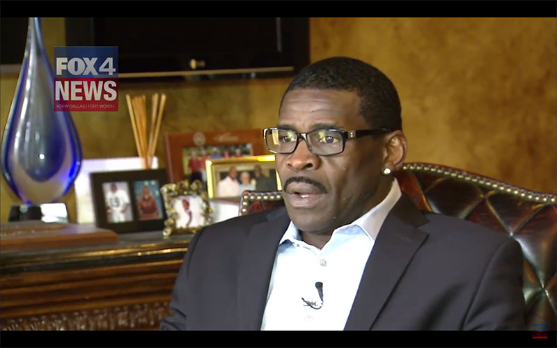 Michael Irvin's Loose Lips on Sex Assault Case Could Sink His Ship