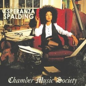 Esperanza Spalding Chamber Music Cover