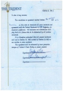 18TridentJohn HendrixsContract