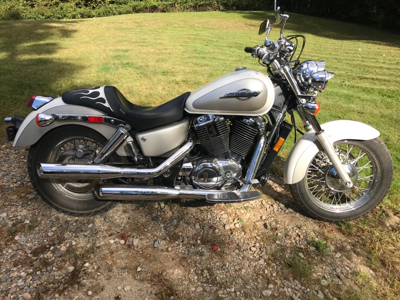 hight resolution of 1996 honda shadow ace 1100 made in america currently own for sale
