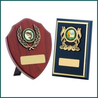 Trophy Shields & Plaques