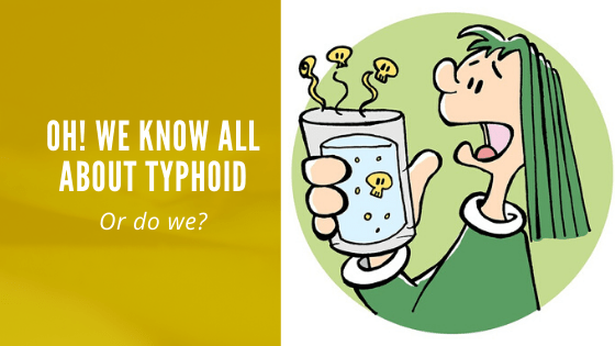 Typhoid fever tropical md