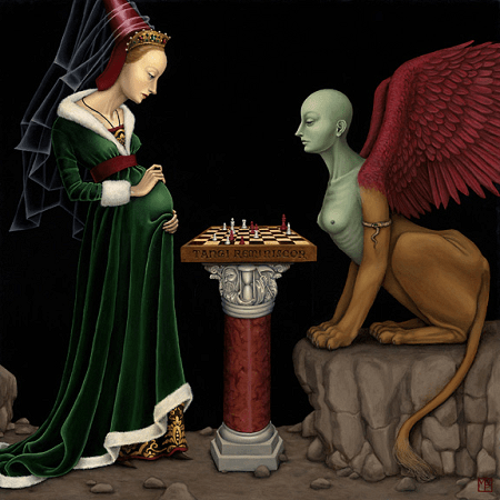 Lusus Serius (The Serious Game) by Madeline von Foerster