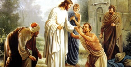 Jesus performing Miracles