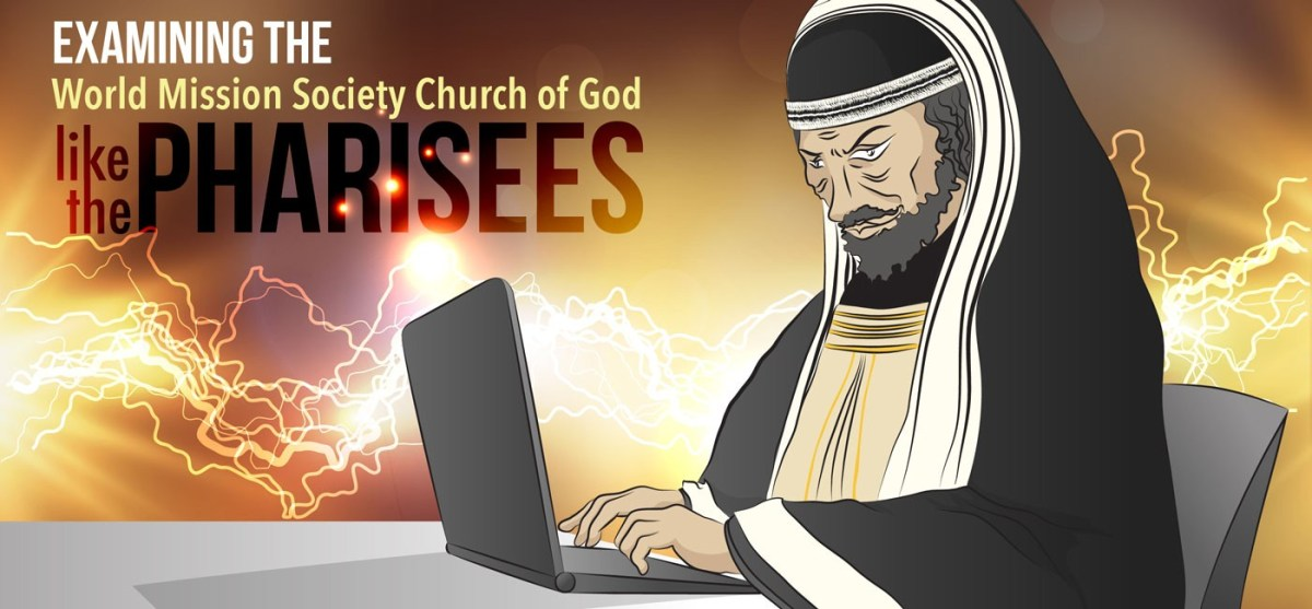 Examining the WMSCOG just like the Pharisees