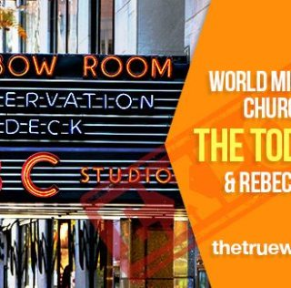 WMS Church of God on the Today Show Image
