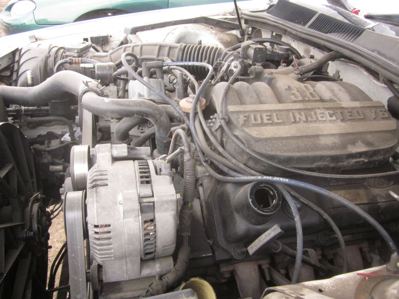 hight resolution of related junkyard find 1997 mercury cougar