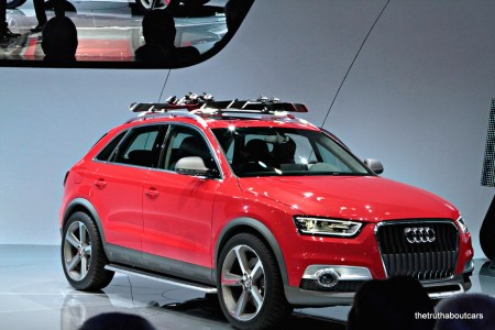 From the people who brought you the Q7 and the Q5.