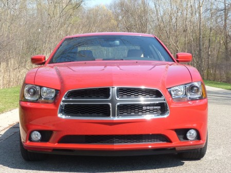 Charger front, photo courtesy Michael Karesh
