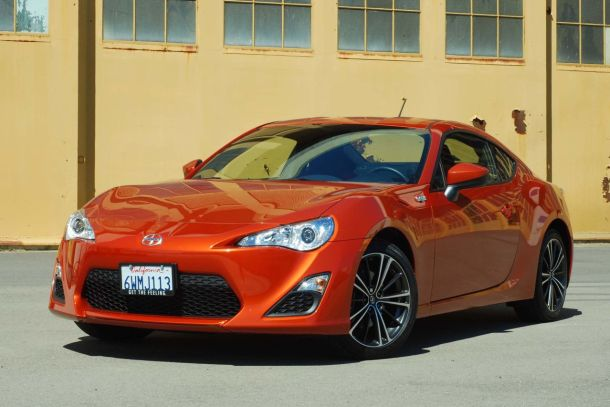 14 - 2013 Scion FR-S - Picture courtesy of Phil 'Murilee Martin' Greden
