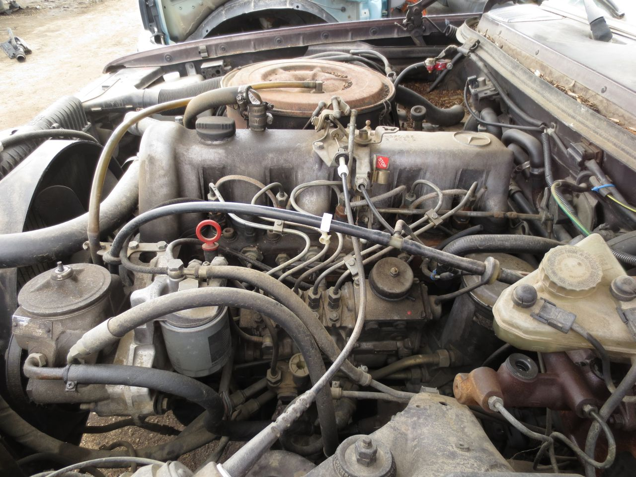 200 Lincoln Continental Wiring Diagrams Junkyard Find 1978 Mercedes Benz 300d The Truth About Cars