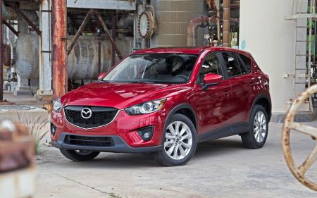 2013 Mazda CX-5. Picture courtesy motortrend.com