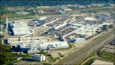 Ford Oakville, Ontario Assembly Plant