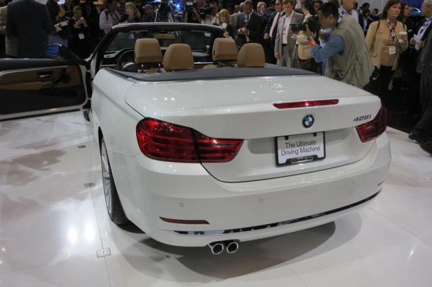 2014 BMW 4 Series Convertible 03