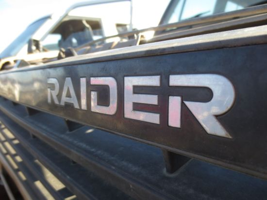 08 - 1988 Dodge Raider Down On the Junkyard - Picture courtesy of Murilee Martin